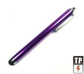 Stylus Touch Pen voor iPad Air    Paars