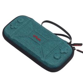 Slim Aerocase Hoes Etui voor Nintendo Switch Lite   Groen