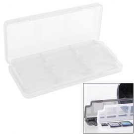 Spel-Box voor 6 Nintendo 3DS Game Cards