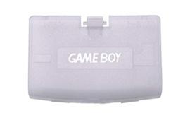 Batterij-klepje - Cover voor Gameboy Advance  Lichtblauw - Ice blue