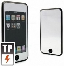 Mirror Screenprotector Folie voor iPod Touch 2G en 3G