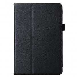 PU Bescherm-Opberg Hoes Etui voor iPad Mini 5   Zwart