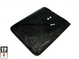 Bescherm-Opberg Hoes Etui Pouch Sleeve voor Apple iPad   Zwart