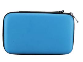 Aerocase Etui Hoes voor Nintendo New 3DS XL   Blauw