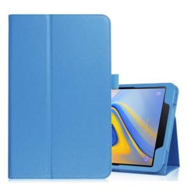 Bescherm-Etui Hoes Map voor Samsung Galaxy Tab A 10.5   Blauw