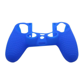 Silicone Hoes / Skin voor Playstation 5 - PS5 Controller   Blauw