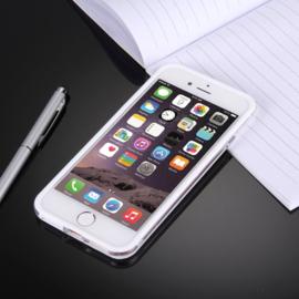 Luxe Silicone Bescherm-Bumper voor iPhone 7 of iPhone 8