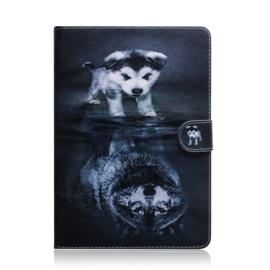 Wolf - Bescherm-Etui Map voor iPad 10.2 - iPad Air 10.5
