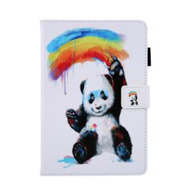 Bescherm-Opberg Hoes Map voor iPad 9.7 - iPad Air  - Panda