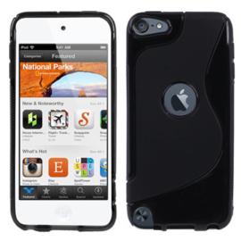 TPU Flex Bescherm-Cover Case Hoes Skin Hoesje voor iPod Touch