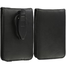 Bescherm Etui-Hoes voor iPod Classic    Zwart