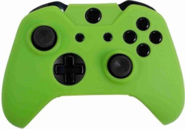 Silicone Hoes / Skin voor XBOX ONE Controller  Groen