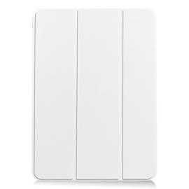 Slim Smart Cover Hoes Map voor iPad Air - 10.9 -  Wit. A2316
