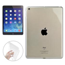 iPad 9.7 -  TPU Flex Bescherm- Hoes Cover Skin - Transparant