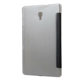 Galaxy Tab A 10.5 - Enkay Bescherm-Cover Etui Map - Zwart - T590
