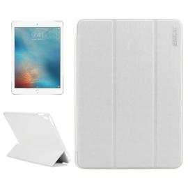 iPad 9.7 PRO - Enkay Slim Bescherm-Hoes Etui met Smart Cover - Wit