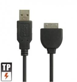 USB 2in1 Data en Oplader-kabel voor PSP GO