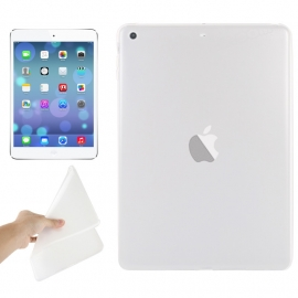 TPU Flex Bescherm-Cover Skin voor iPad Air   Transparant