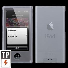 Crystal Case - Bescherm Cover Skin voor iPod Nano 7 7G