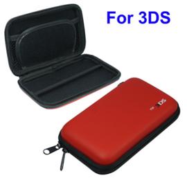Aerocase Opberg-Etui voor Nintendo 3DS Rood