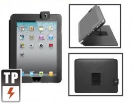 PU-Leder Hoes Etui met standaard voor iPad 2 - 3 - 4