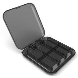 Opberg-Box voor 12 Nintendo Switch Spellen  Zwart