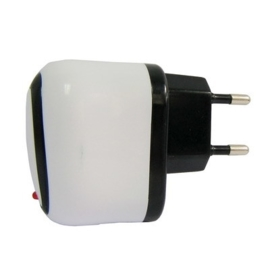 220v USB Oplader-Adapter voor iPod Shuffle