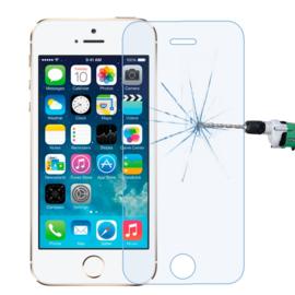 9H Glas Screenprotector Bescherm-Folie voor iPhone 5 - 5S - SE