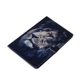Luxe Bescherm-Etui Map voor Samsung Galaxy Tab A 10.1  2019 - Leeuw