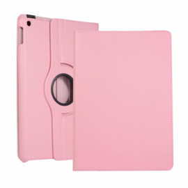 360º Standaard Hoes Map voor iPad 10.2 - iPad Air  10.5  - Roze -  A2197  A2152