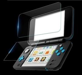 Screenprotector Bescherm Folie voor Nintendo 2DS XL