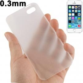 Ultra dunne Flex TPU Bescherm-Hoes Skin Sleeve voor iPhone SE