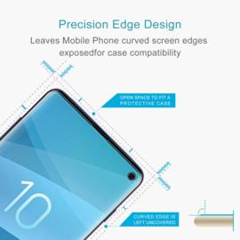 Screenprotector Bescherm-Folie voor Samsung Galaxy S10