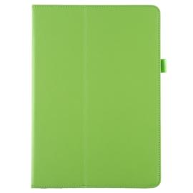 PU Kunstleer-Etui Hoes Map voor iPad 10.2  -  iPad Air 3 - 10.5   - Groen -  A2197 - A2152