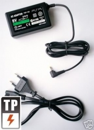 220v Oplader - AC Adapter voor PSP Fat en Slim & Lite