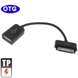 USB 2.0 OTG Adapter Kabel voor Samsung Galaxy Tab