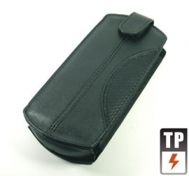 Opberg-Etui/Hoes/Pouch voor PSP Fat / PSP Slim & lite Zwart