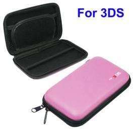 Aerocase Opberg-Etui voor Nintendo 3DS Roze