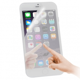 Mirror Screenprotector Folie voor iPhone 6 Plus