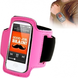 Draagband / Armband / Sport Case voor iPod Nano 7 7G Roze