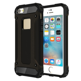 iPhone 5 - 5S - Super Sterke Armor-Case Bescherm-Cover Skin Hoes