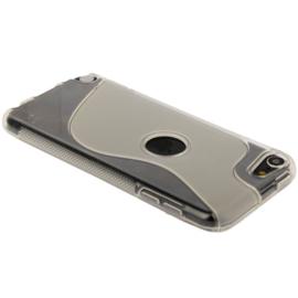 iPod Touch 5G 6G 7G  - TPU Flex Bescherm-Hoes Skin Hoesje - Transparant