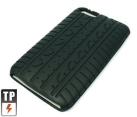 Silicone Bescherm-Hoes voor iPod Touch 4 4G  Bandprofiel
