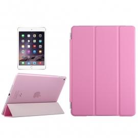 Bescherm-Cover met losse Smart Cover voor iPad Air 2   Roze