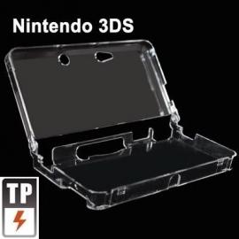 Crystal Case Bescherm-Cover voor Nintendo 3DS