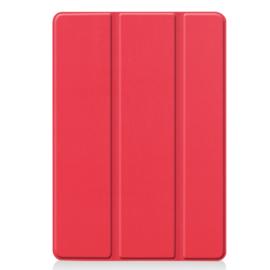 Bescherm-Cover Hoes Map voor iPad 10.2 -   Rood   A2197 - A2198 - A2270