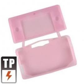 Silicone Bescherm-Hoes Skin voor Nintendo 3DS  Roze