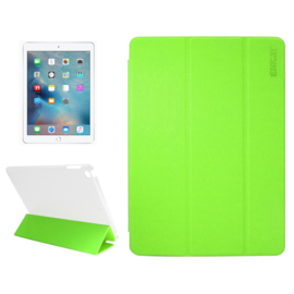 Enkay Slim Bescherm-Hoes Etui - Smart Cover voor iPad 9.7  - 2017  Groen