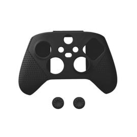 Dobe Silicone Hoes / Skin voor XBOX Series X -  S Controller   Zwart