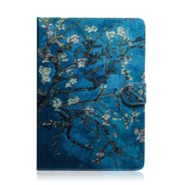 Bescherm-Opberg Hoes Map voor iPad 10.2 - iPad Air 10.5 Amandelbloesem van Vincent van Gogh